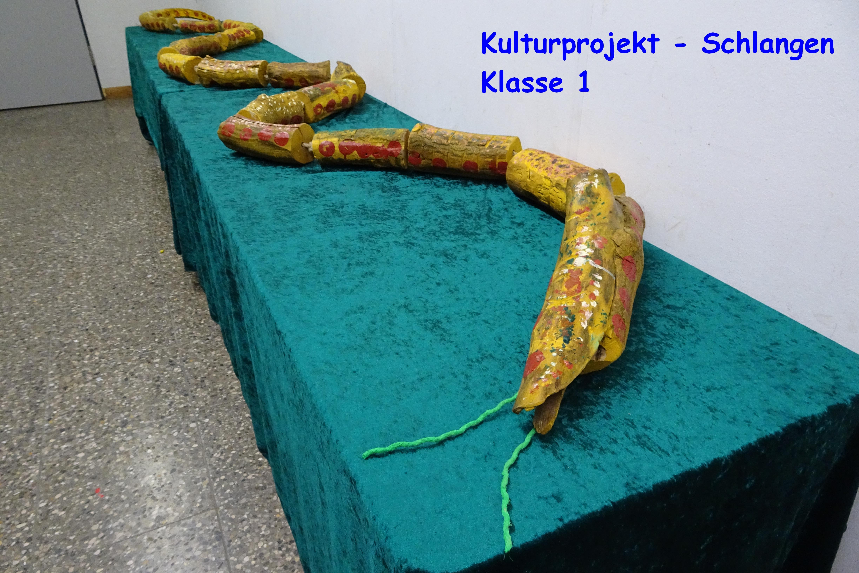 Kultur Klasse 1 Schllangen